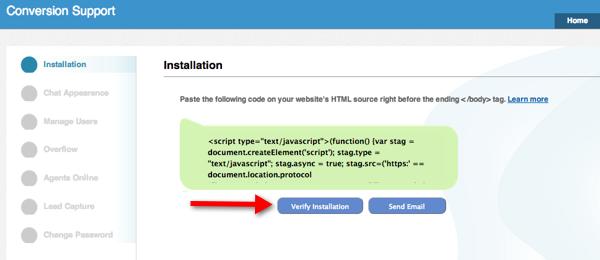 verify-installation