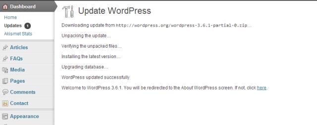 WordPress version update - Conversion Support WordPress plugin