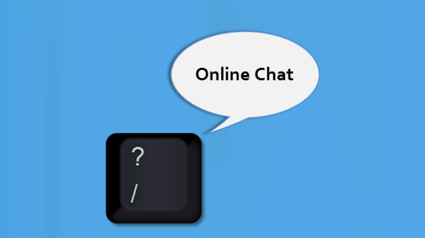 why do you need online chat - conversion support
