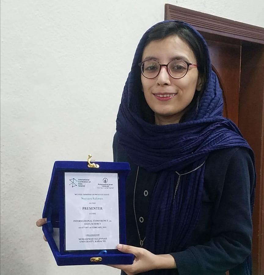 Nayyara Rahman