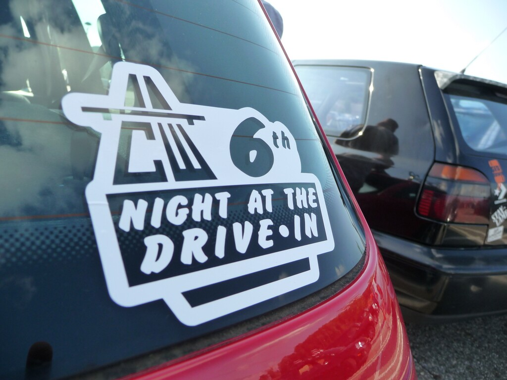 Night at the Drive In