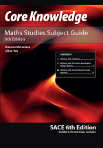 Mathematical Studies Subject Guide