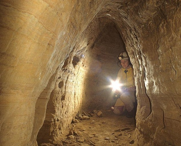 Neolithic Underground Caves