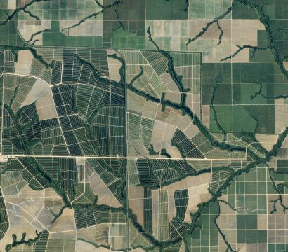 PlanetScope image of agricultural crops in Sumatra