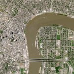 SkySat image of New Orleans, Louisiana