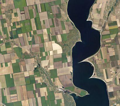 Tylihul Estuary, Ukraine taken on July 12, 2016