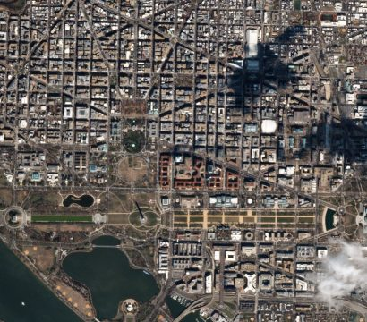 Washington DC on March 3, 2017 © 2019, Planet Labs Inc. All Rights Reserved.