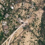 Satish Dhawan Space Centre, Andhra Pradesh, India © 2020, Planet Labs Inc. All Rights Reserved.