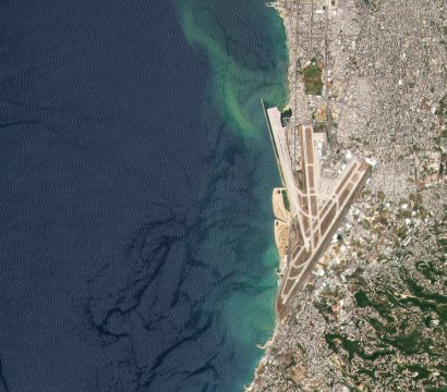 Beirut, Lebanon, June 13, 2020 © 2020, Planet Labs Inc. All Rights Reserved.
