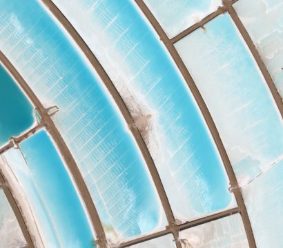 Lithium mine in Salar de Olaroz, Argentina. © 2017, Planet Labs Inc. All Rights Reserved.