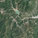 Typhoon Ompong Landslide captured by PlanetScope on September 19, 2018. © 2018, Planet Labs Inc. All Rights Reserved.