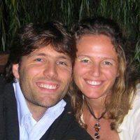 Elena Puntaroli e Lorenzo Sbrinci