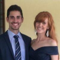 Nicolò Molfetta e Corinne Magnocavallo