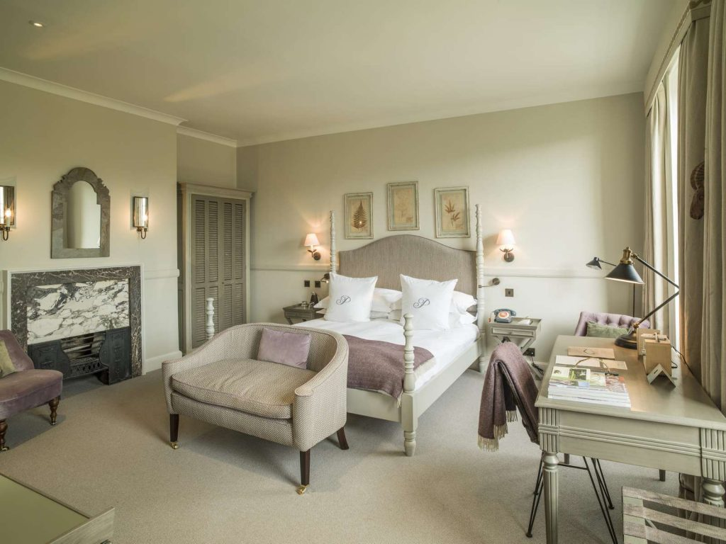 The Painswick Lodgemore bedroom