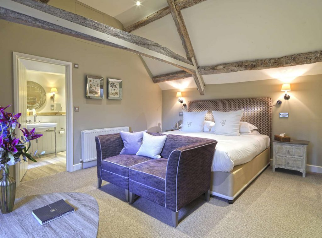 Large suite at Calcot