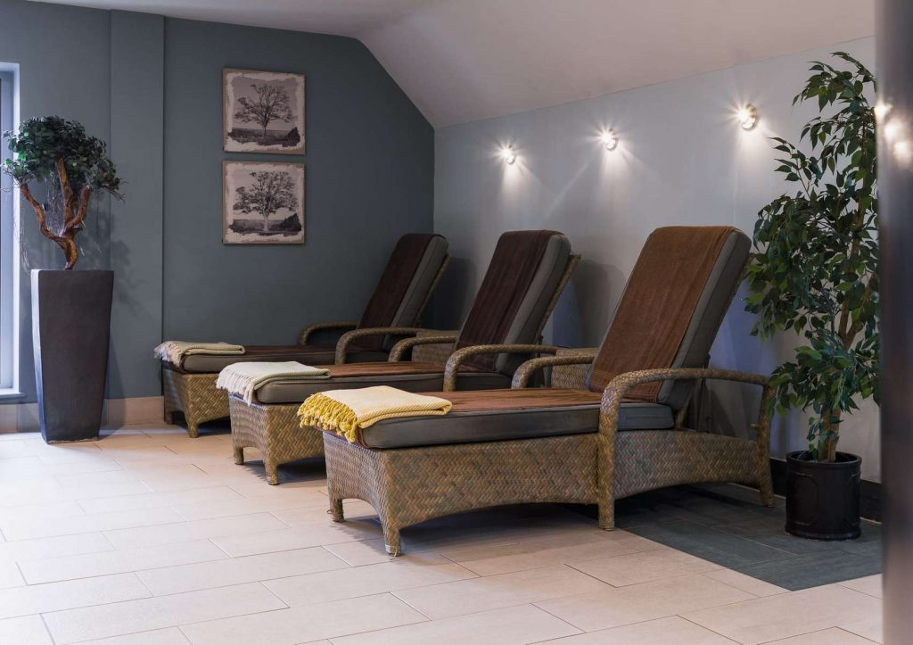 Relaxation at calcot spa