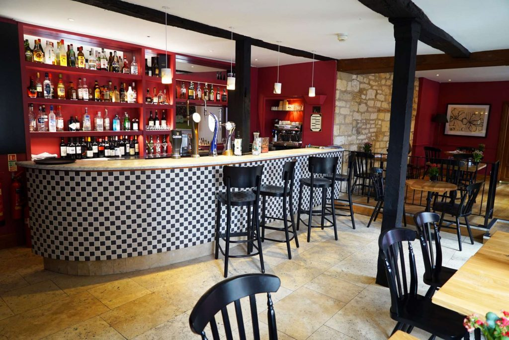 Cotswold House Bar
