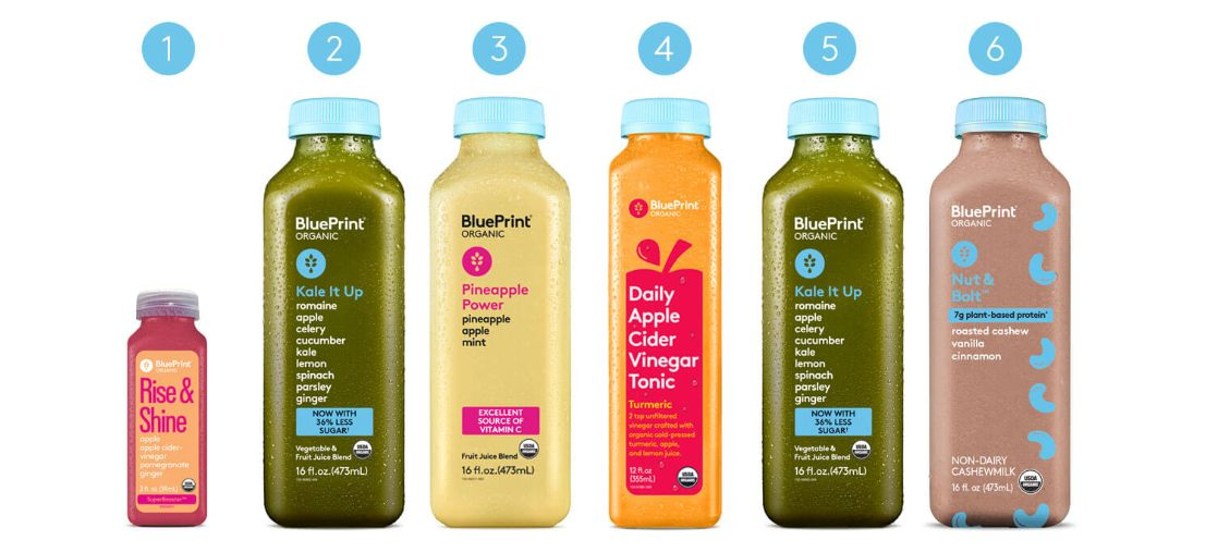 Blueprint cleanse in summer