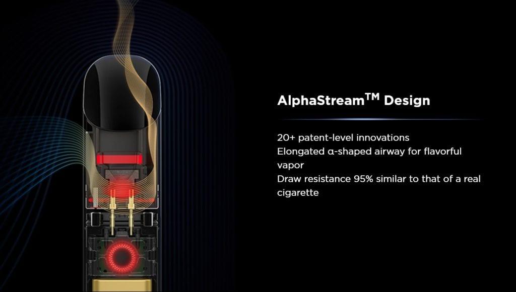 3 Reasons to choose the RELX Alpha vape kit