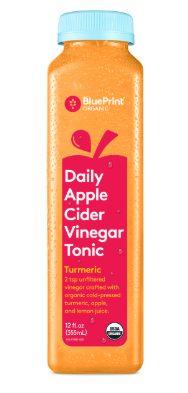 Blueprint vinegar tonics