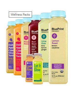 Blueprint wellness packs