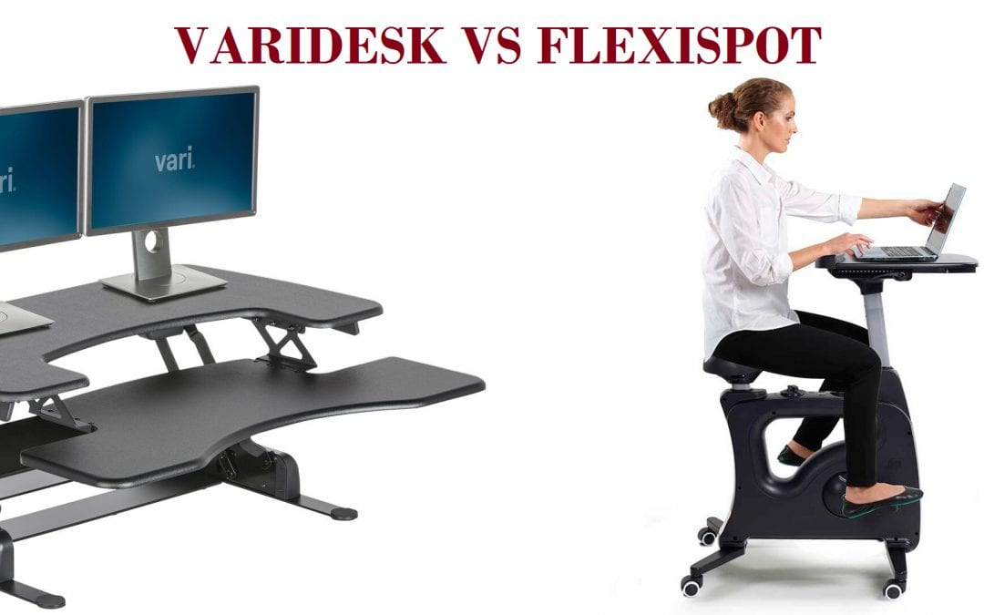 Differences between Varidesk vs Flexispot
