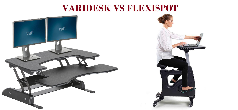 varidesk vs flexispot