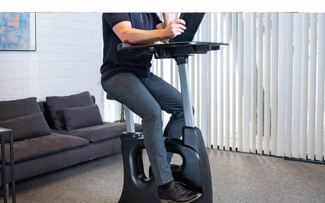 Looking for the best desk bike? Check out Flexispot desk bike reviews