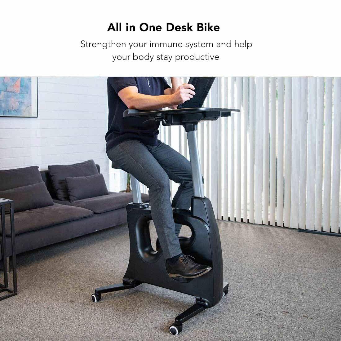 Flexispot desk bike reviews