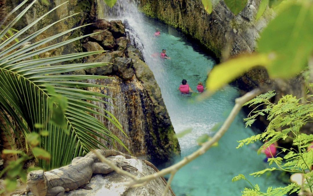 Xcaret map: 5 must-have visits in your Xcaret trip
