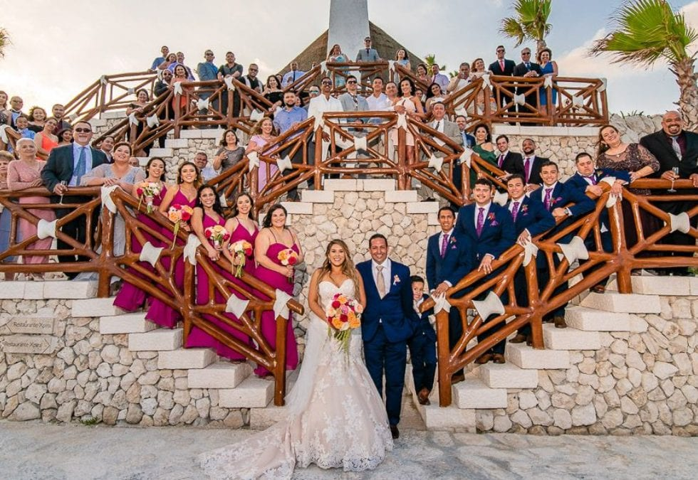 How much is Xcaret wedding cost?