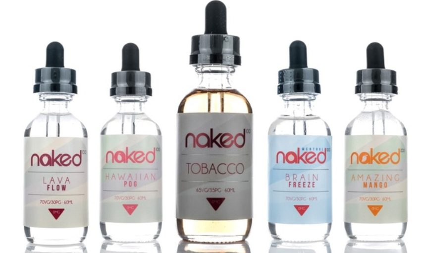 VaporDNA reviews: top 5 best salt nic juice
