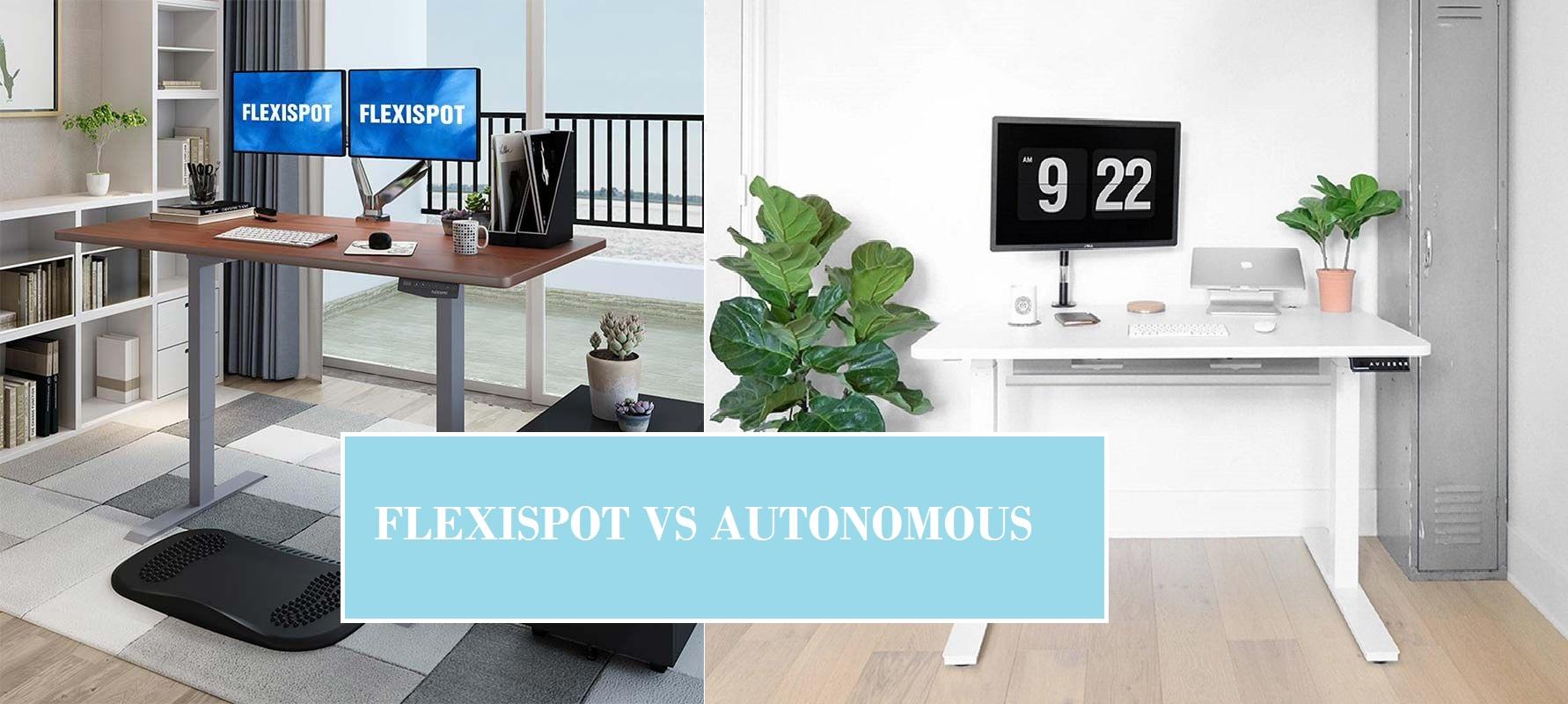 flexispot vs autonomous