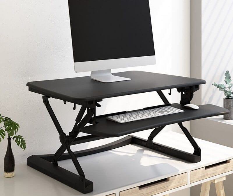 5 reasons to choose Flexispot Standing Desk Converter M2B