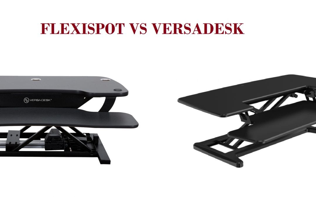 Comparison of Flexispot vs Versadesk