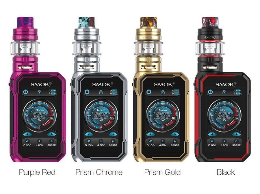Top 3 best temperature control box mod from Central Vapors