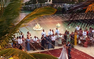 A complete guide to Hotel Xcaret wedding