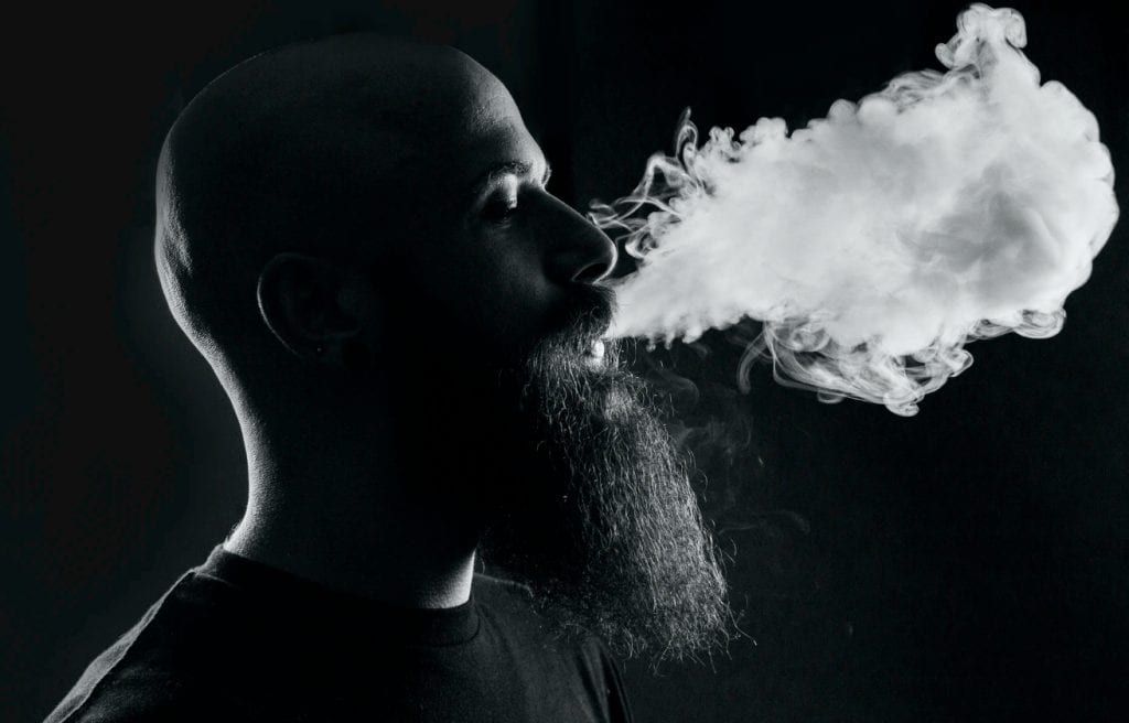 RELX nicotine vs Cigarette