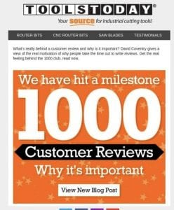 1000 reviews toolstoday.com