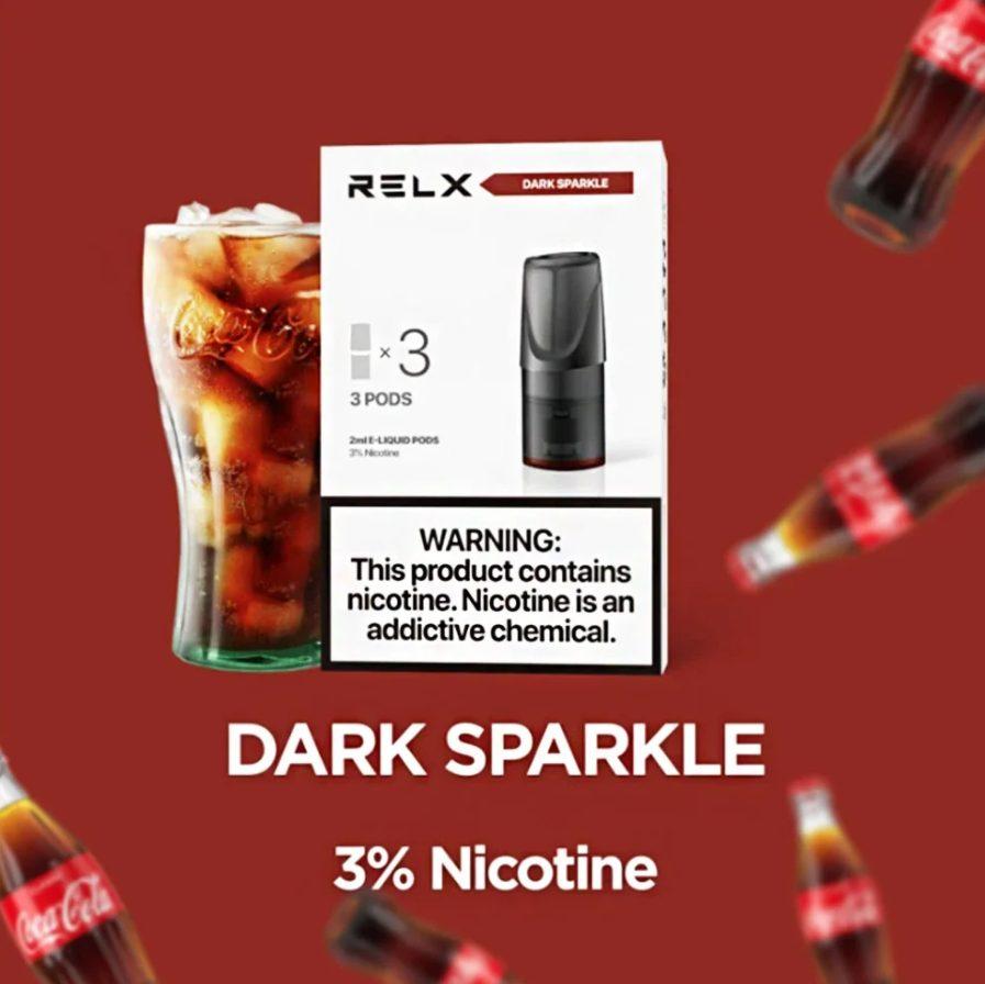 RELX Dark Sparkle
