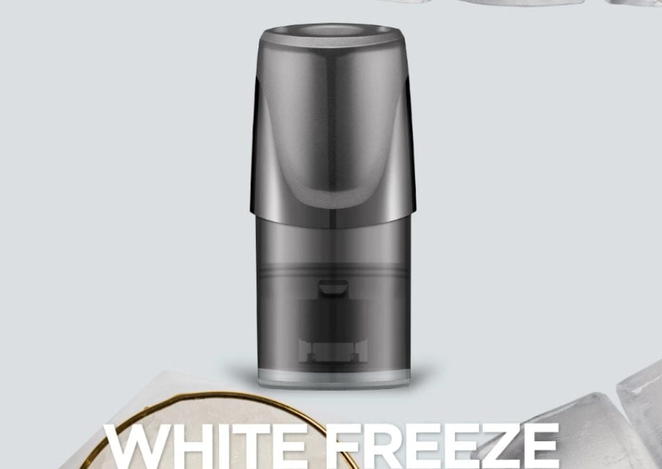 RELX White Freeze – Flavor review