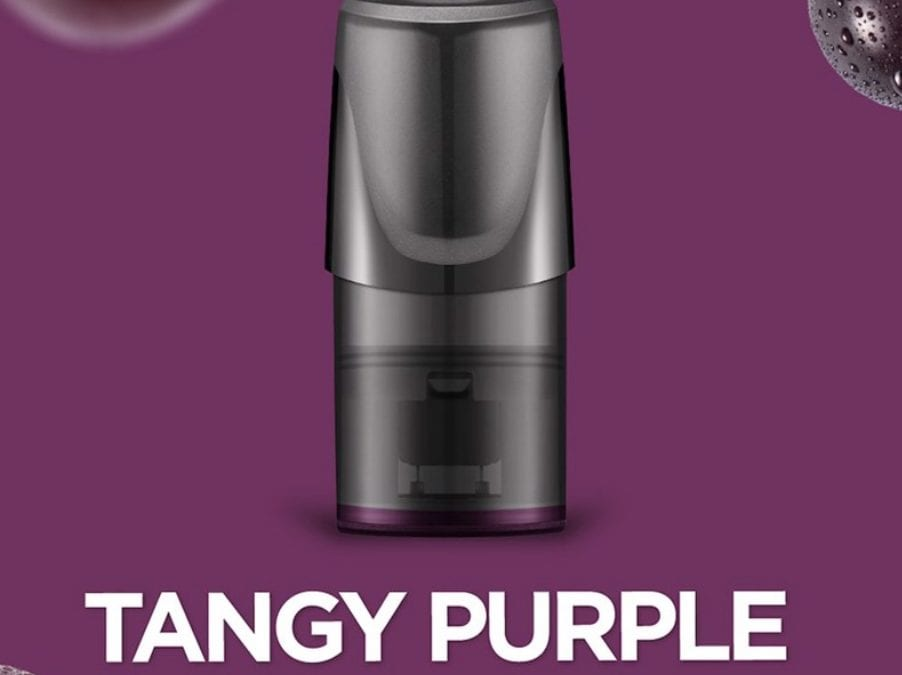 RELX Tangy Purple – Flavor Review