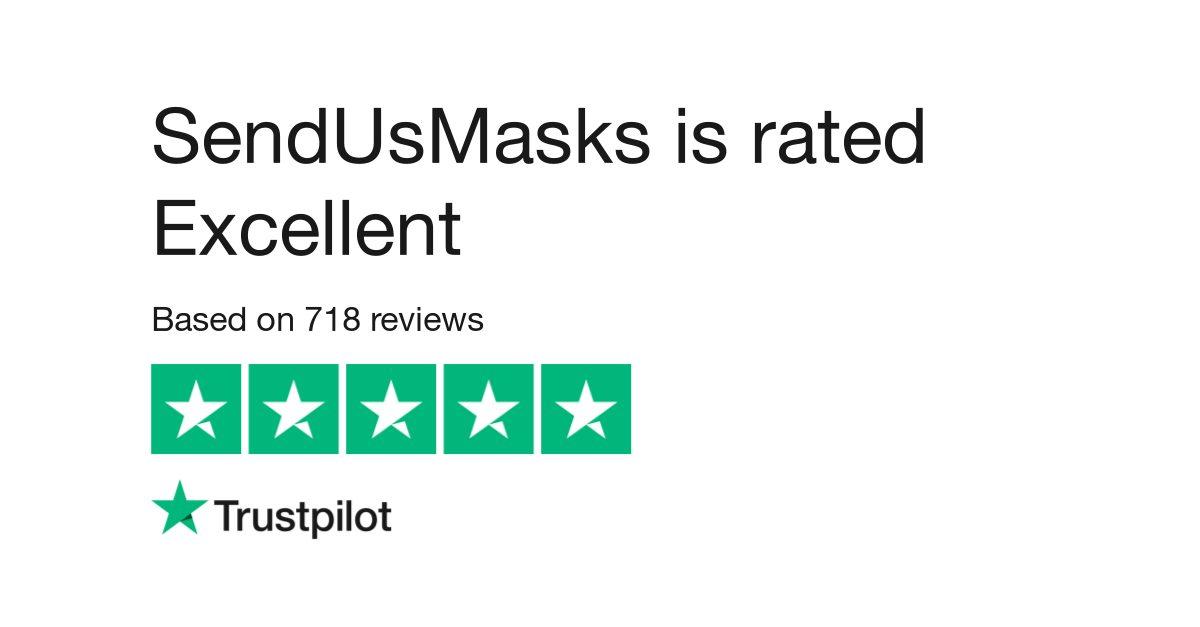 sendusmasks reviews
