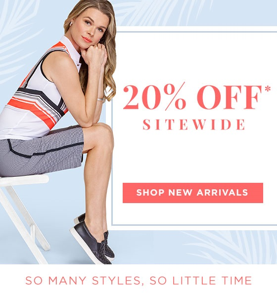 Tail Activewear coupon: 20% off storewide
