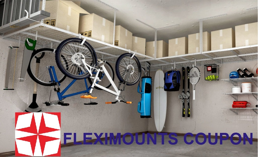 Fleximounts Coupon