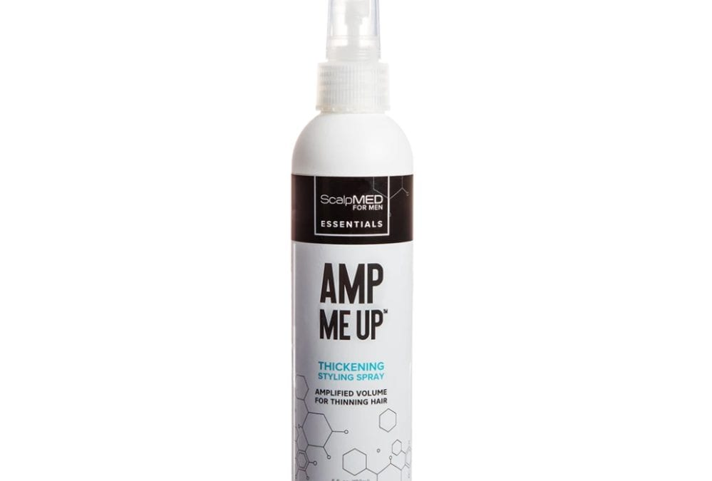 Scalp Med hair loss review – the Amp Me Up spray