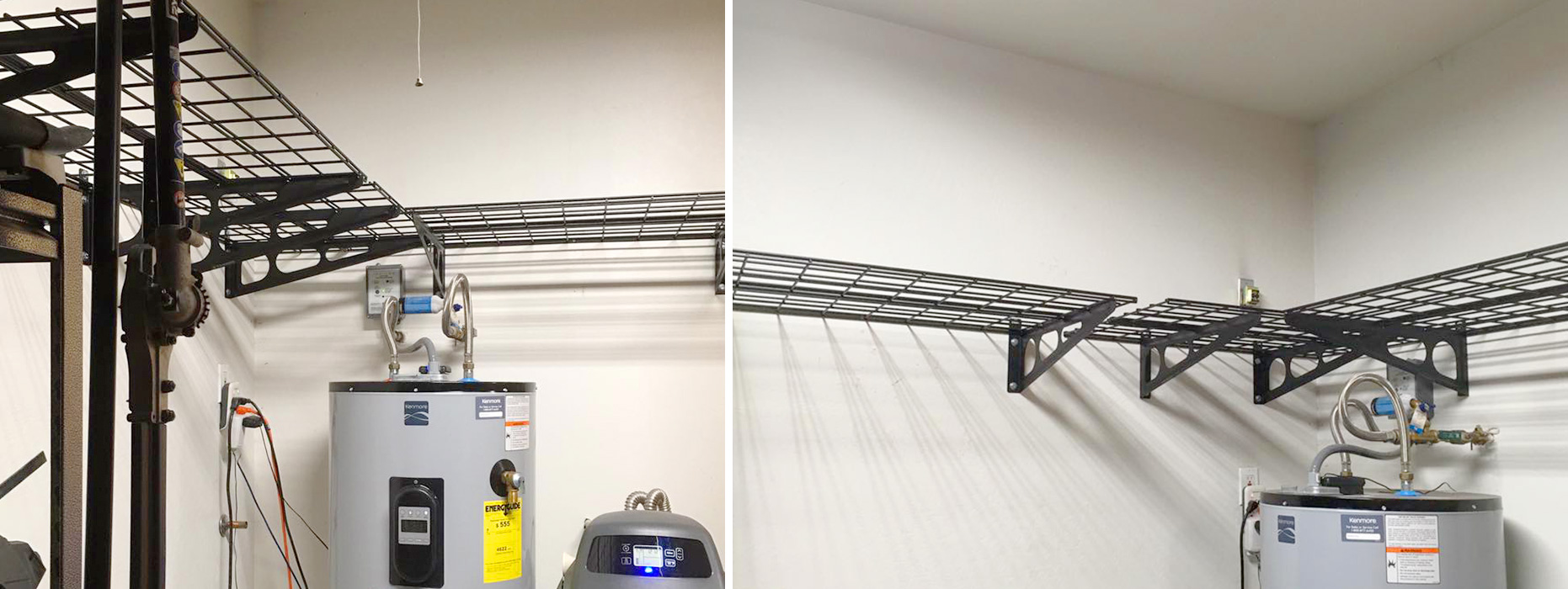 fleximounts wall shelf