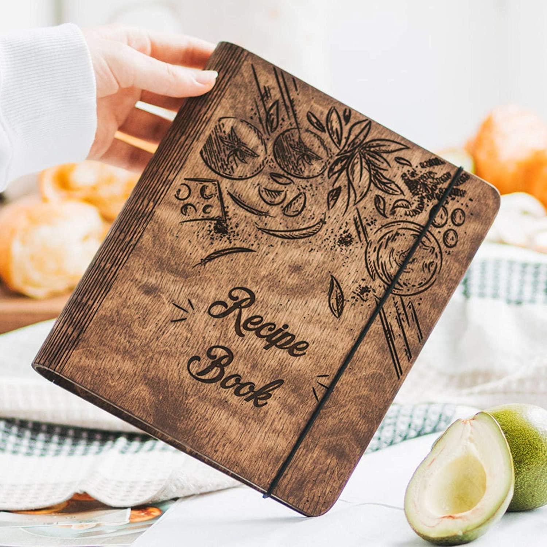 Enjoy The Wood recipe book full reviews!