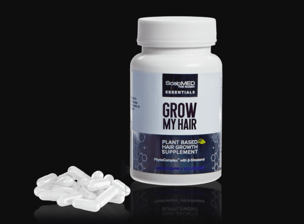 Scalp Med hair growth supplement – Grow My Hair