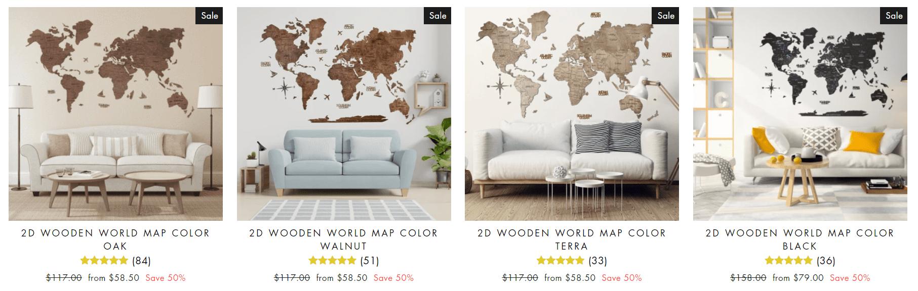 Enjoy The Wood sale